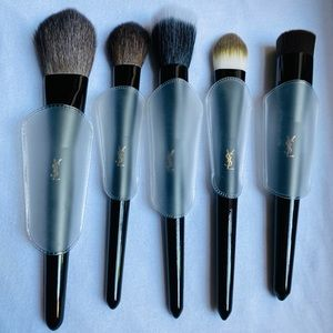 YSL Yves Saint Laurent  makeup brushes
